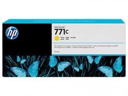 Tusz HP 771c do Designjet Z6200 | 775ml | Yellow