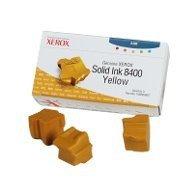 Kostki barwiące Xerox do Phaser  8400 | 3 400 str. | yellow