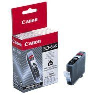 Tusz Canon BCI6BK do S-800/820D/830D/900,/950, BJC-8200 | black