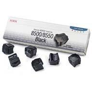 Kostki barwiące Xerox do Phaser  8500/8550 | 6 000 str. | black