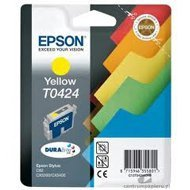 Tusz Epson  T0424 do Stylus CX-5200/5400, C82 | 16ml |  yellow