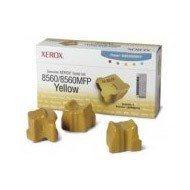 Kostki barwiące Xerox do  ColorQube 8560 | 3 000 str. | yellow
