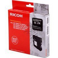 Tusz Ricoh do GX2500/3000/3050/5050/7000 | 1 500 str. | black