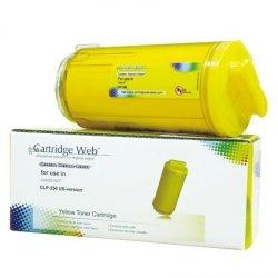 Toner Yellow Samsung CLP 350 zamiennik CLP-Y350A