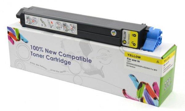 Toner Yellow OKI ES3640A3, ES3640 PRO, WS3640 PRO MFP PRO zamiennik 43837105