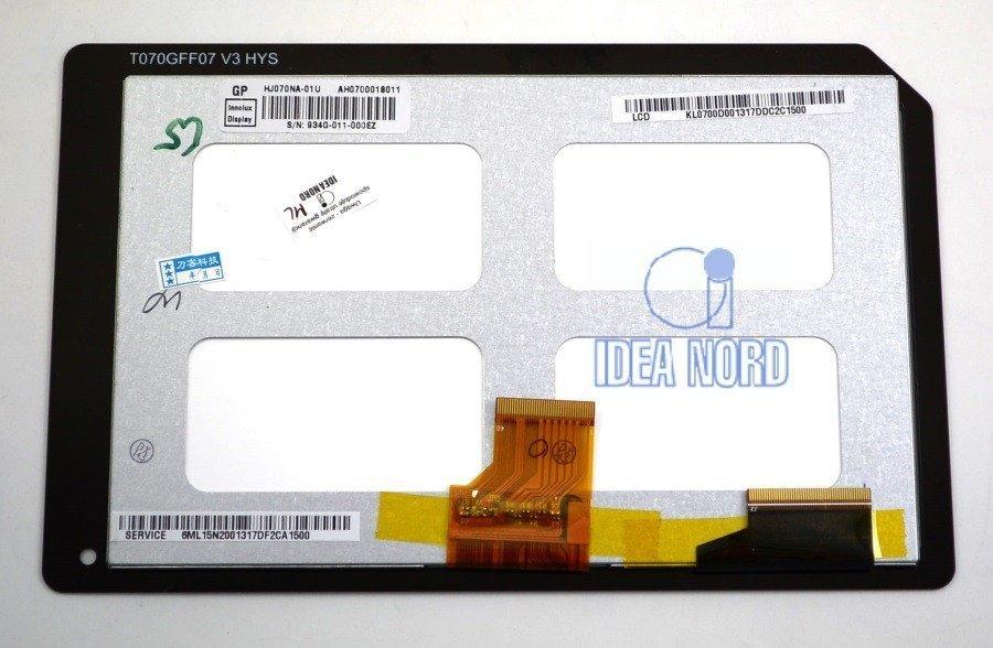 Digitizer Ekran Matryca LCD Acer Iconia Tab B1 A71
