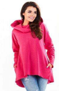Awama A200 bluza różowa