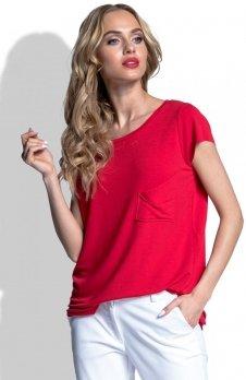 FIMFI I187 bluzka czerwona