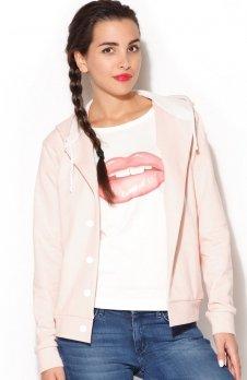 Katrus K190 bluza różowa