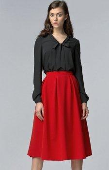 Nife SP27 spódnica czerwona