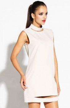 Dursi Brax sukienka beżowa