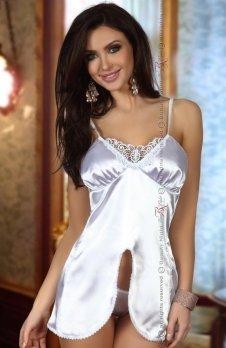 Beauty Night Mystique chemise white komplet