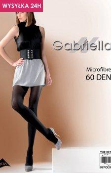 Gabriella Microfibre 60 Den Code 122 rajstopy