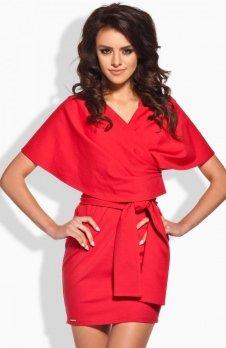 Lemoniade L138 sukienka czerwona