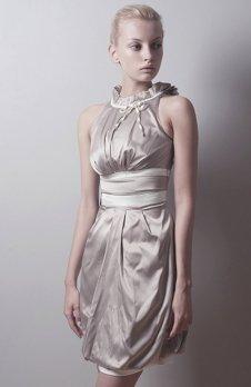 Vera Fashion Jacqueline sukienka cappucino