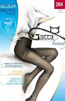 Gatta Body Relaxmedica 20 rajstopy przeciwżylakowe