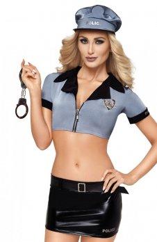 Roxana Police costume komplet