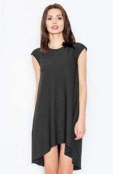 Figl M450 sukienka czarna