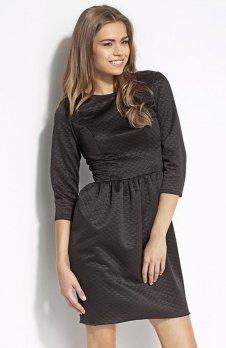 Alore Al19 sukienka czarna
