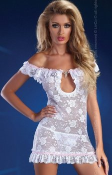Livia Corsetti Mija komplet biały