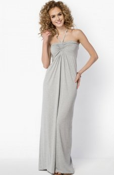 Makadamia 024 sukienka szara