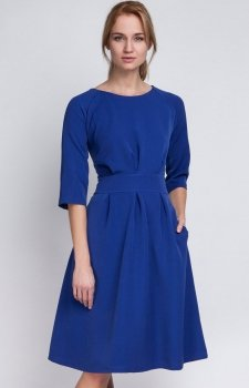 Lanti SUK122 sukienka indygo