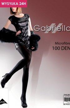 Gabriella Microfibre 100 Den Code 124 rajstopy