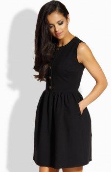 Lemoniade L203 sukienka czarna