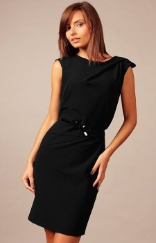 *Vera Fashion Estera sukienka czarna