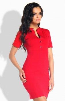 Lemoniade L191 sukienka czerwona