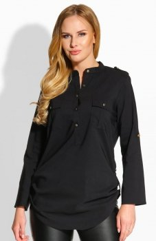 Envy me EM503 koszula czarna