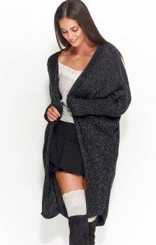Numinou NU_S30 sweter czarny