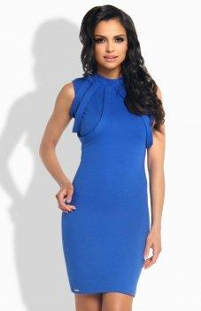 Lemoniade L186 sukienka chabrowa
