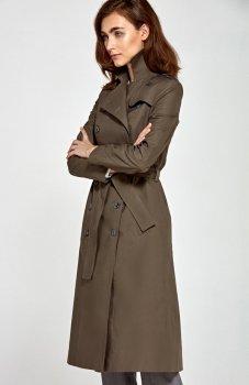 Nife PL04 płaszcz khaki