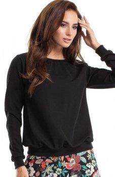 Moe MOE265 bluza czarna