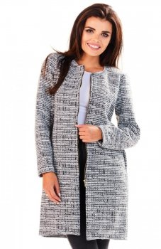 Awama A199 sweter strukturalny
