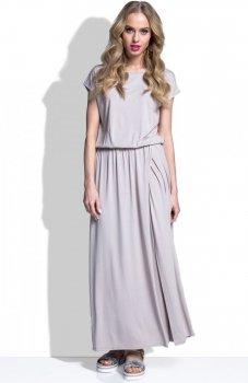 FIMFI I185 sukienka mocca