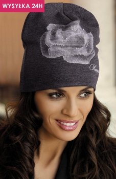Kamea Rose czapka