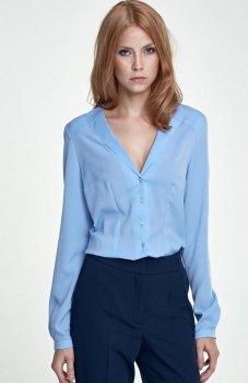 Nife K50 koszula błękitna
