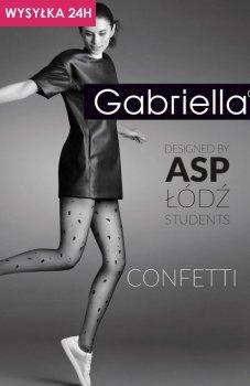 Gabriella Confetti code 382 rajstopy