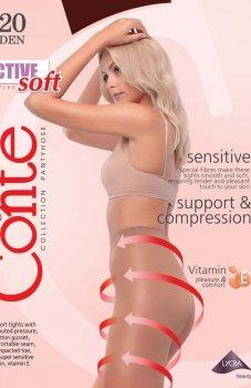 Conte Active Soft 20 rajstopy