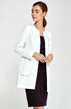 Nife Z23R płaszcz ecru