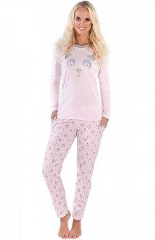 Italian Fashion Panda dł.r. dł.sp. piżama