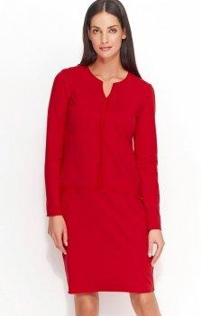 Numinou NU55 sukienka czerwona