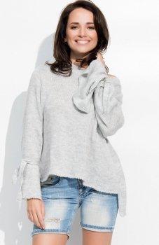 Numinou S12 sweter szary