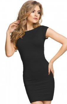Tessita T179 sukienka czarna