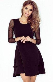 SAF 141-6 sukienka czarna