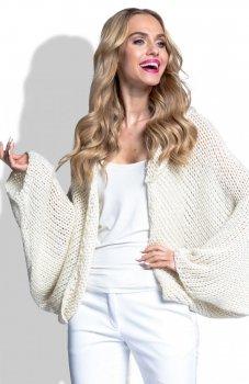 FIMFI I143 sweter ecru