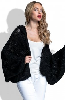 FIMFI I143 sweter czarny