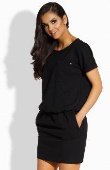 Lemoniade L201 sukienka czarna